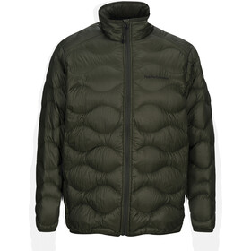 Peak Performance Helium Jacket Herr Forest Night